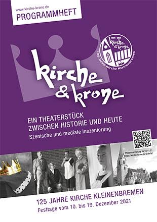 Kirche & Krone Programmheft
